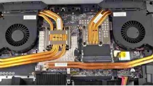 cooling system makes gaming laptop expensive