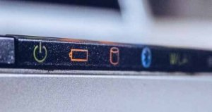 laptop power button on but nothing happens on screen