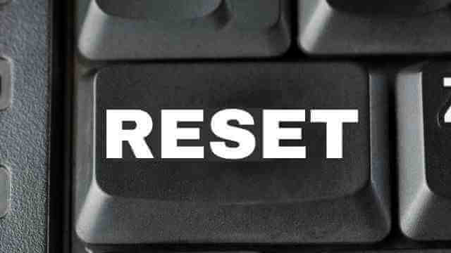 how to iview maximus laptop reset